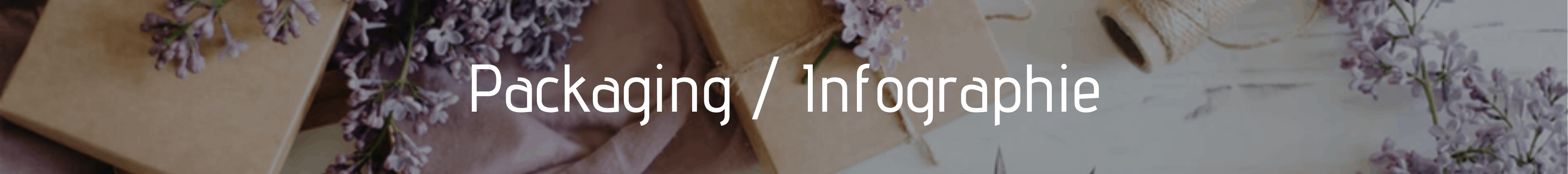 Packaging - Inforgraphie