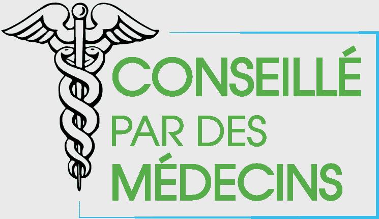 Conseillé par des médecins